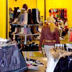 Магазины одежды и обуви Кемли