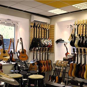 Музыкальные магазины Кемли