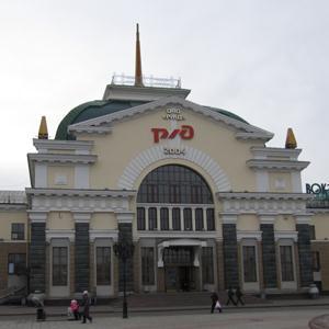 Железнодорожные вокзалы Кемли